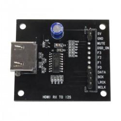 Module interface d'entrée HDMI vers Sortie I2S