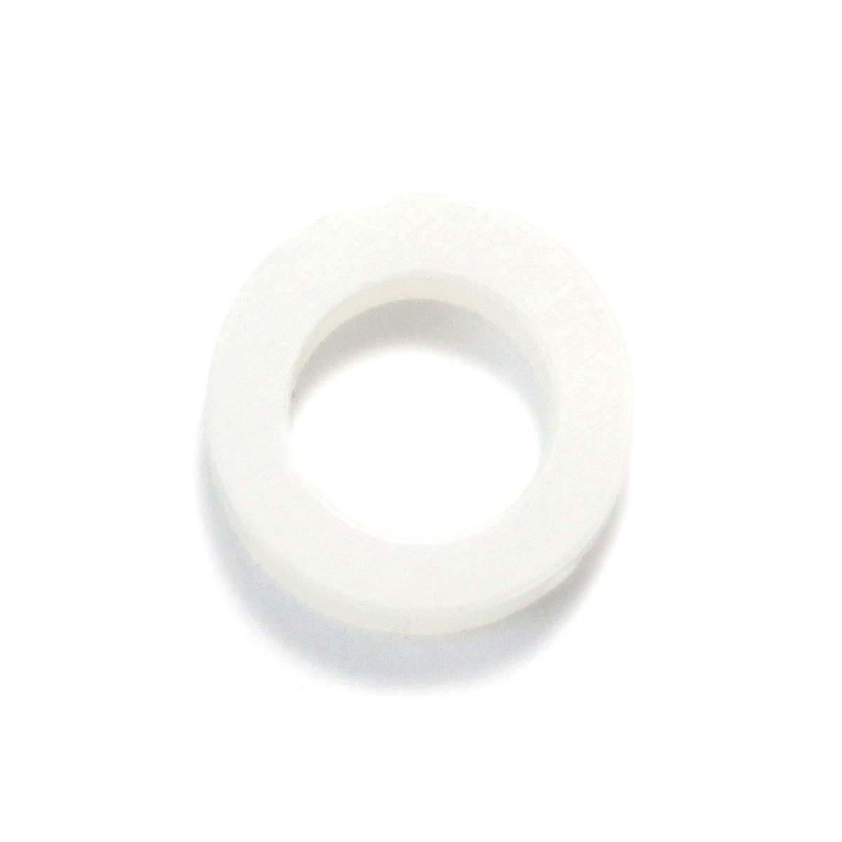 Nylon Washer M4x2mm White (x10)