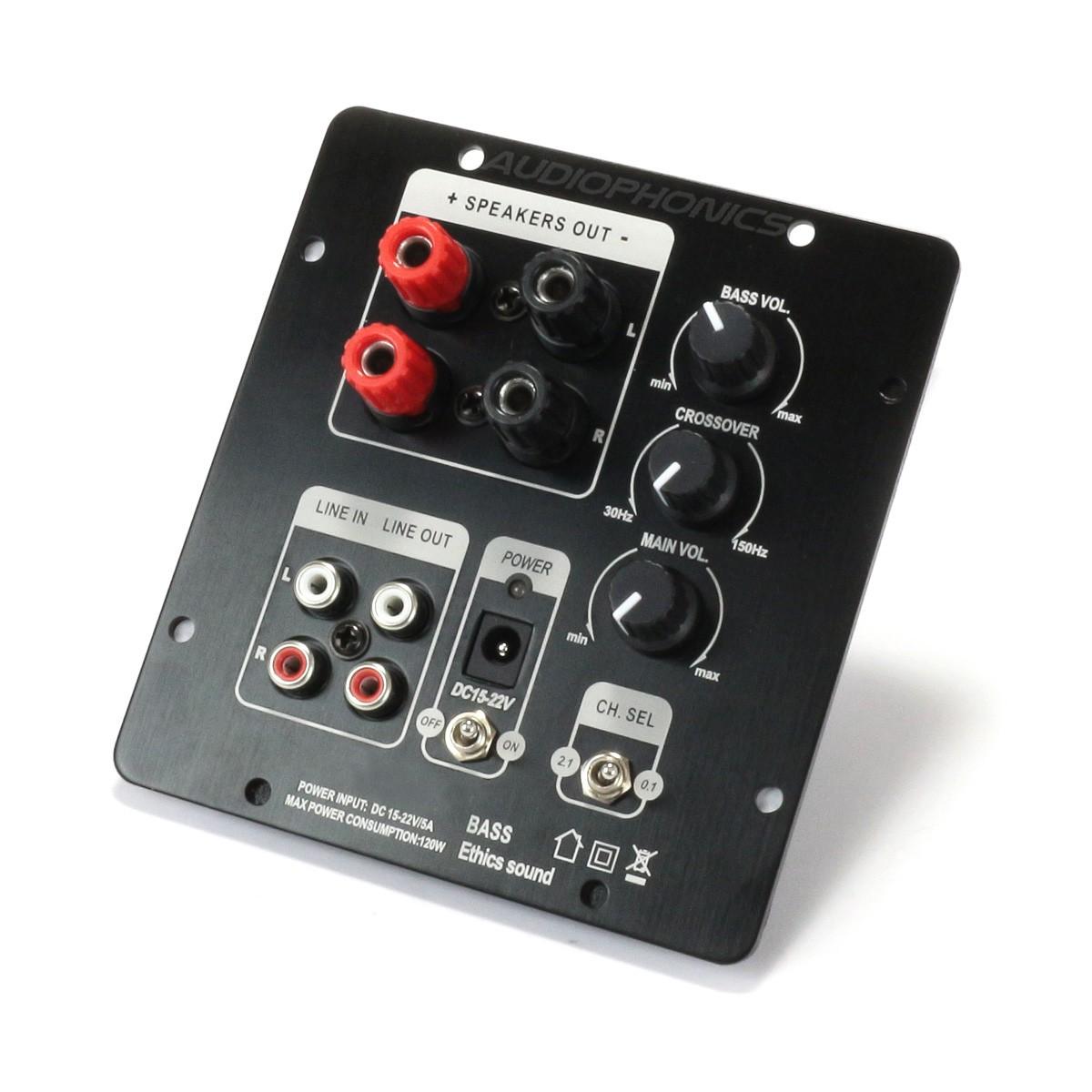 Subwoofer Amplifier Module 2.1 TPA3118 60W + 2x30W / 8 Ohms