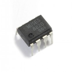 NJR MUSES 8820 Dual OPA DIP8 (Unit)