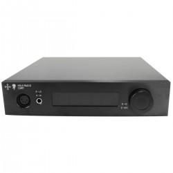 HOLO AUDIO Cyan DAC Symétrique XLR 384K PCM Amplificateur casque symétrique