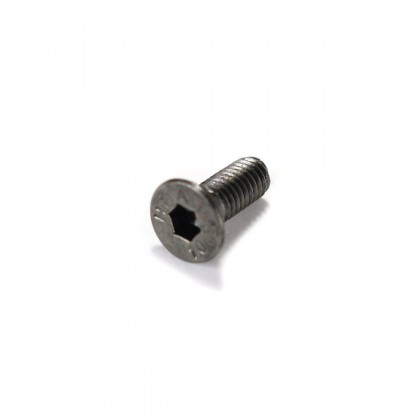 Hexagon Socket Countersunk Head Screw M3x8mm 10.9 Steel Black (x10)
