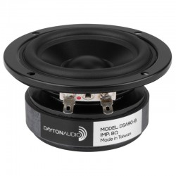 DAYTON AUDIO DSA90-8 Designer Series Speaker Driver Full Range 20W 8 Ohm 85dB 66Hz - 15kHz Ø7cm
