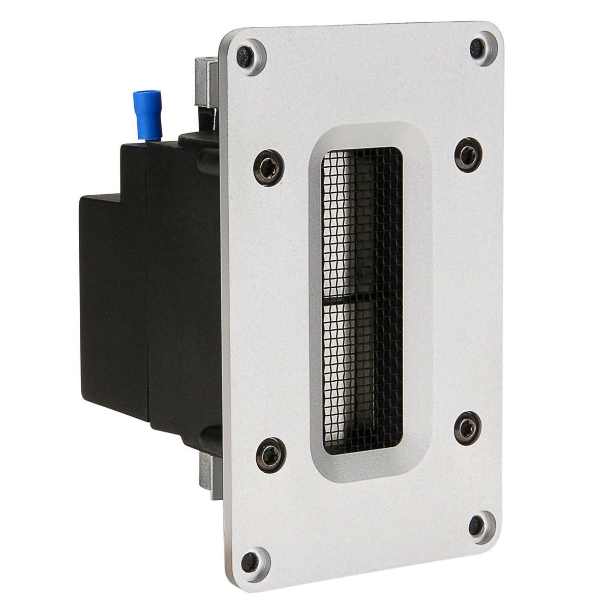 FOUNTEK NEO X2.0 Speaker Driver Ribbon Tweeter 25W 8 Ohm 94dB 1200Hz - 40kHz 60mm Silver