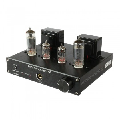 FX-AUDIO TUBE-P1 Valves Amplifier and Phono MM Preamplifier 6J1 + 6P1 Stereo