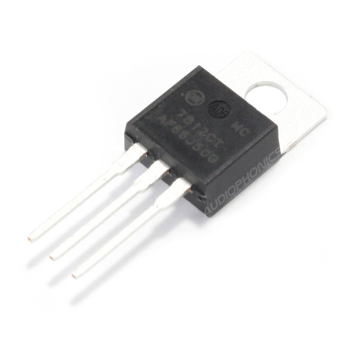 ON MC7812CTG Régulateur de tension 12V 1A (Unité)