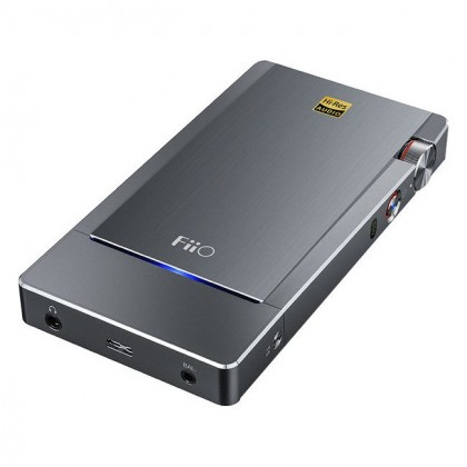 FiiO Q5 DAC USB Coaxial Amplificateur casque sur batterie AK4490 32bit/384Khz