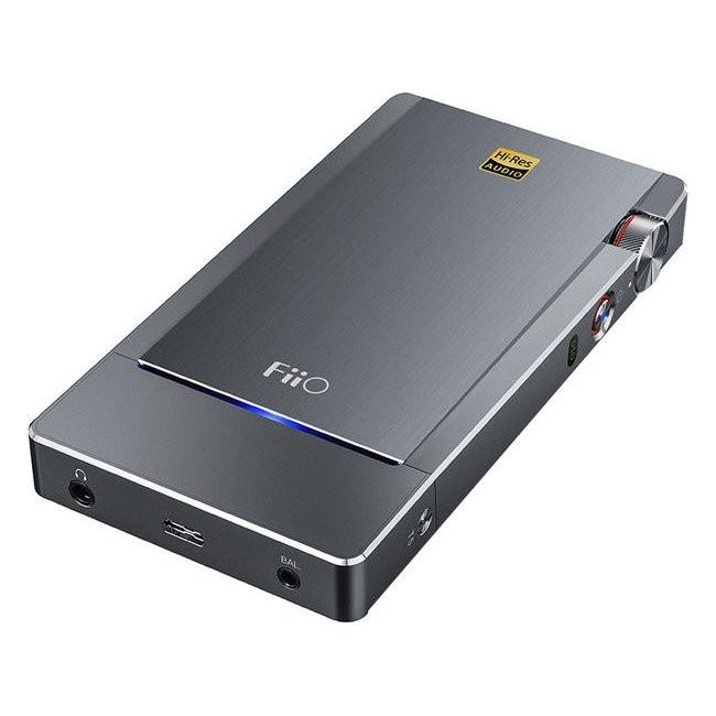 FiiO Q5 DAC USB SPDIF & Amplificateur casque sur batterie AK4490 32Bit / 384Khz
