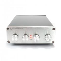 AUDIOPHONICS PRE-TC10 Préamplificateur avec Contrôle de Tonalité 2x AOP LM49720NA