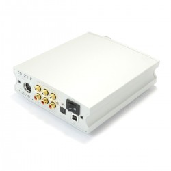 AUNE X1s 10TH ANNIVERSARY EDITION DAC ES9018K2M and Headphone Amplifier 32bit 384kHz DSD128 Silver