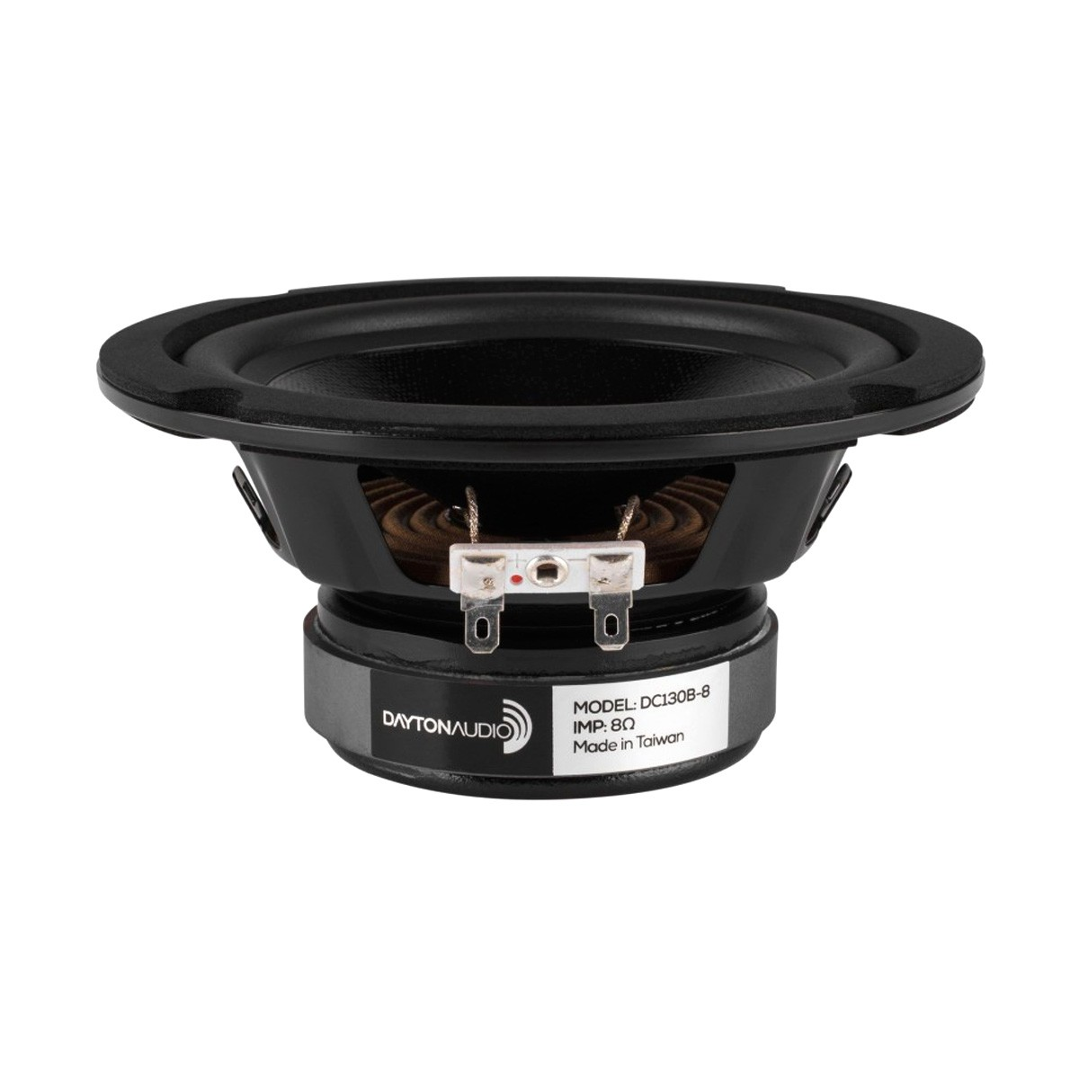 DAYTON AUDIO DC130B-8 Classic Speaker Driver Woofer / Midbass 40W 8 Ohm 89dB 50Hz - 5000Hz Ø13.3cm