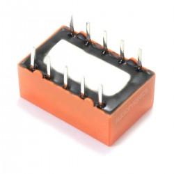 Relais pour PCB Nec EA2 12v double contact