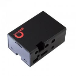 Boîtier DIY pour Justboom DAC Hat et Raspberry Pi 3 88x62x40mm noir