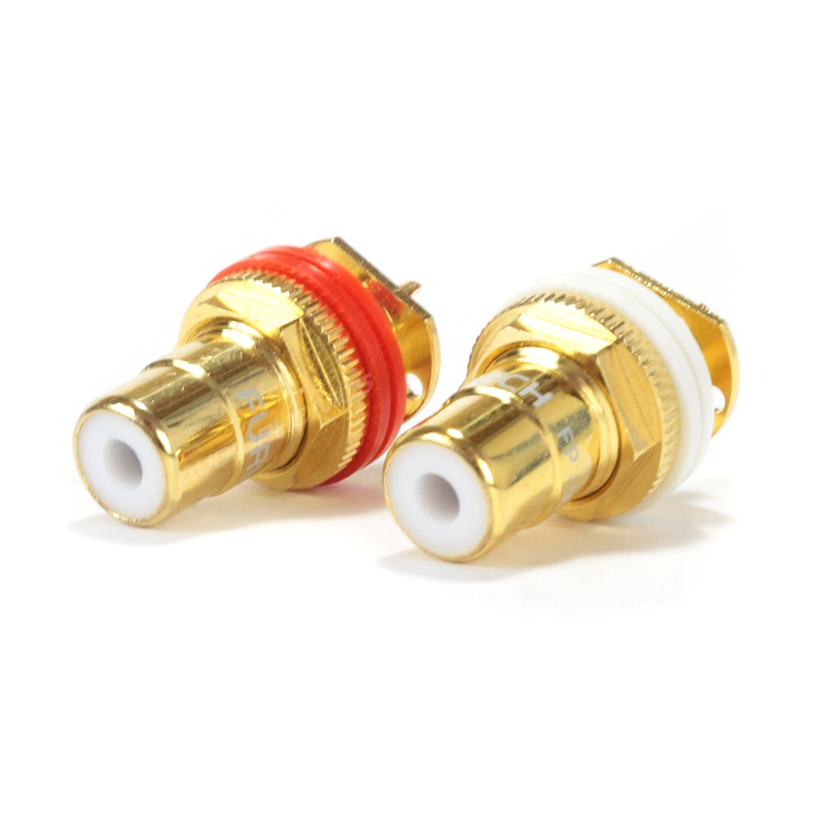 FURUTECH FP-900 (G) Gold Plated RCA Plugs (Pair)