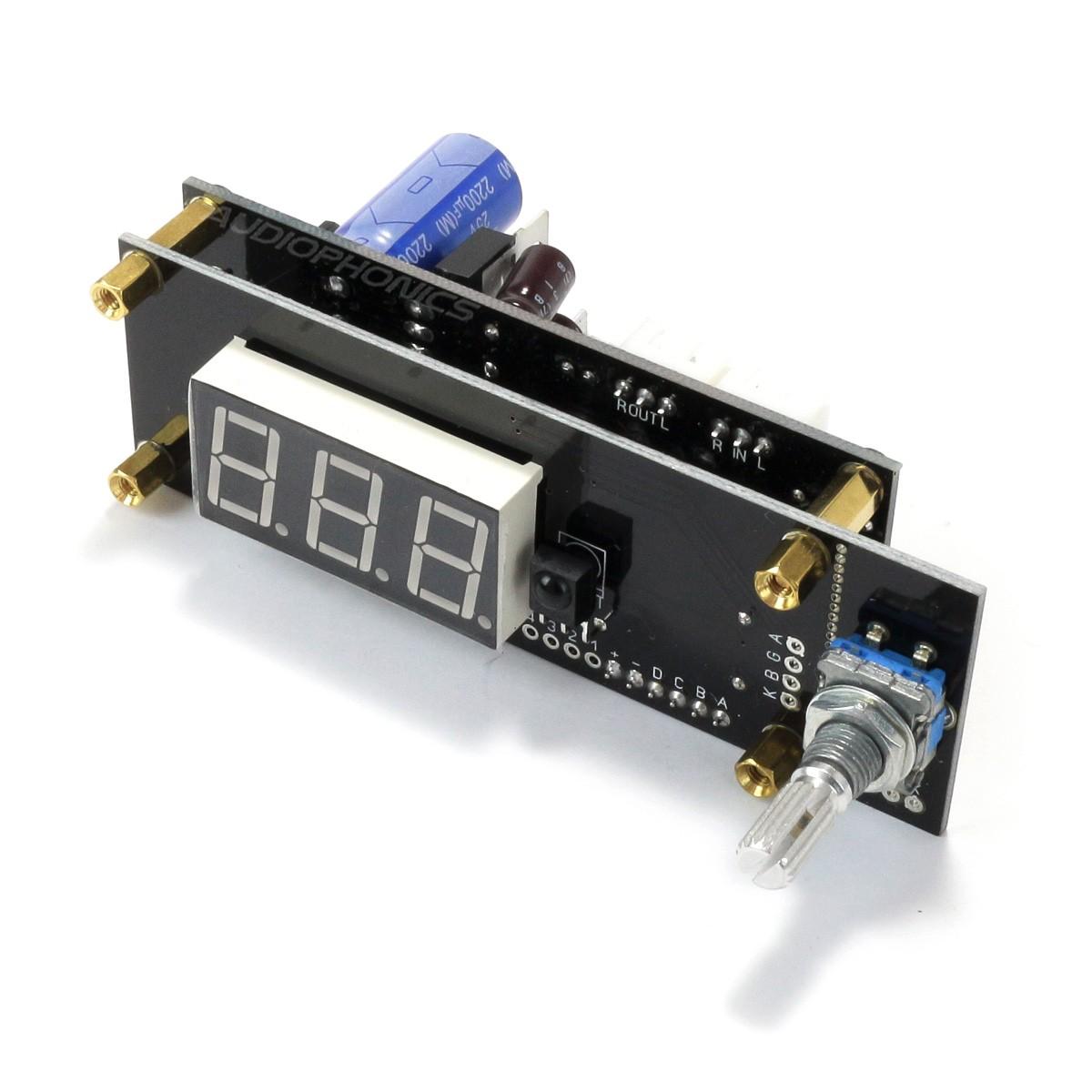Module contrôle de volume - PGA2311
