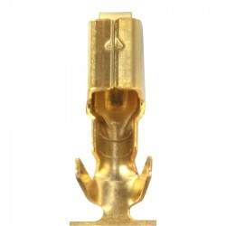 Gold-plated VH 3.96mm Female Connector (Set x10)