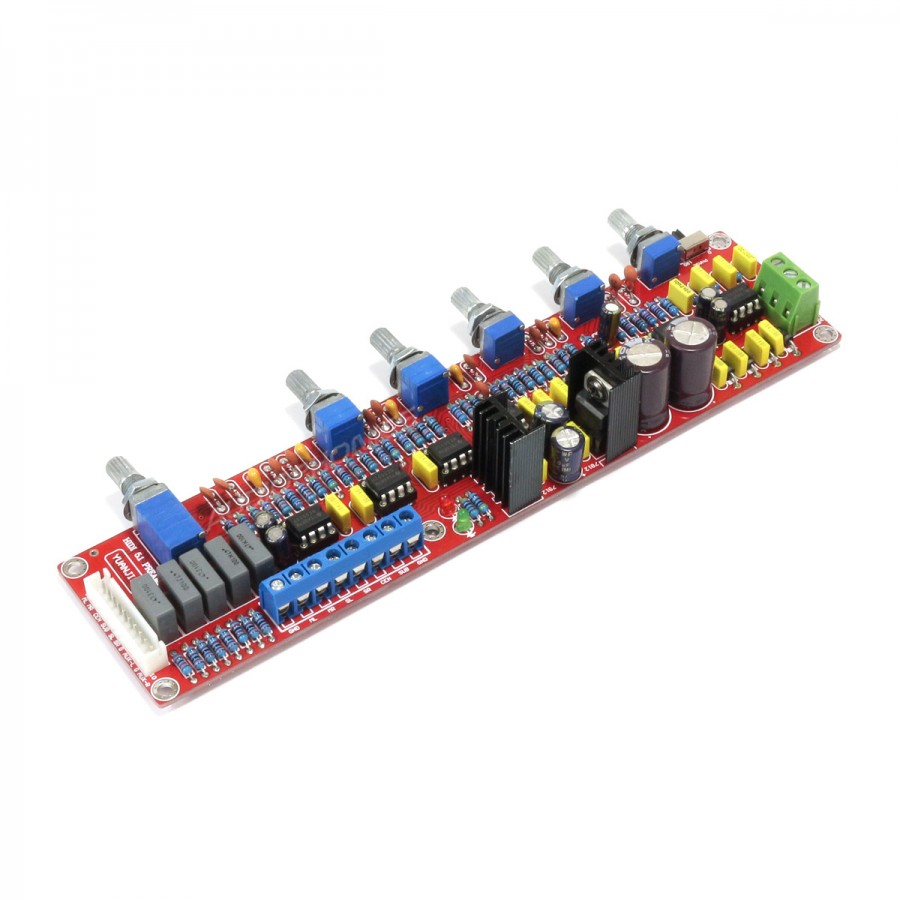 Wondrous Modular Preamplifier Tone Control Basic Electronics Wiring Diagram Wiring Digital Resources Anistprontobusorg