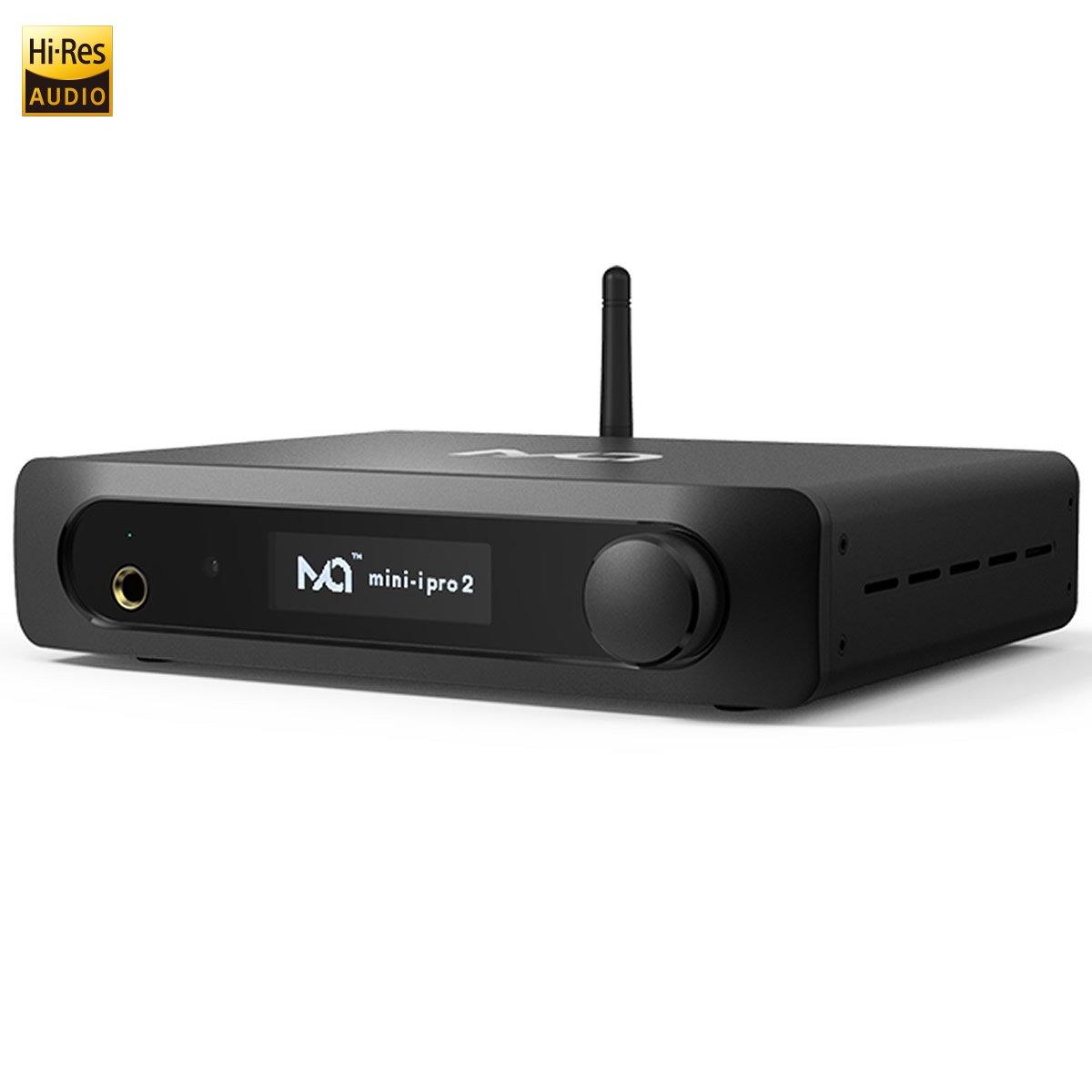 MATRIX Mini-i Pro 2 DAC DSD DXD aptX Ampli casque 32bit/384kHz Noir