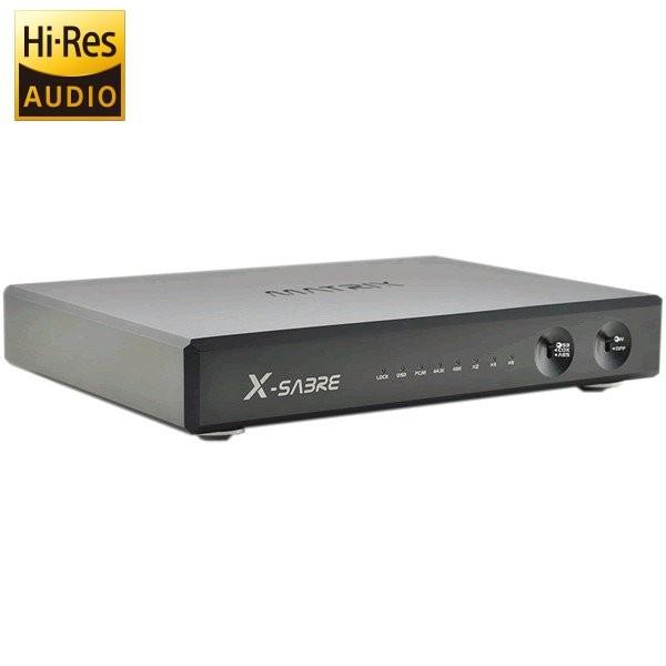 MATRIX X-SABRE DAC USB 32bit/384kHz DSD / DXD ES9018 XMOS