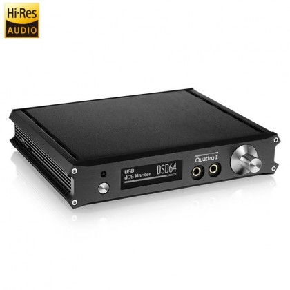 MATRIX QUATTRO II BASIC DAC ES9018S 32bit/384kHz / Préampli & Ampli Casque