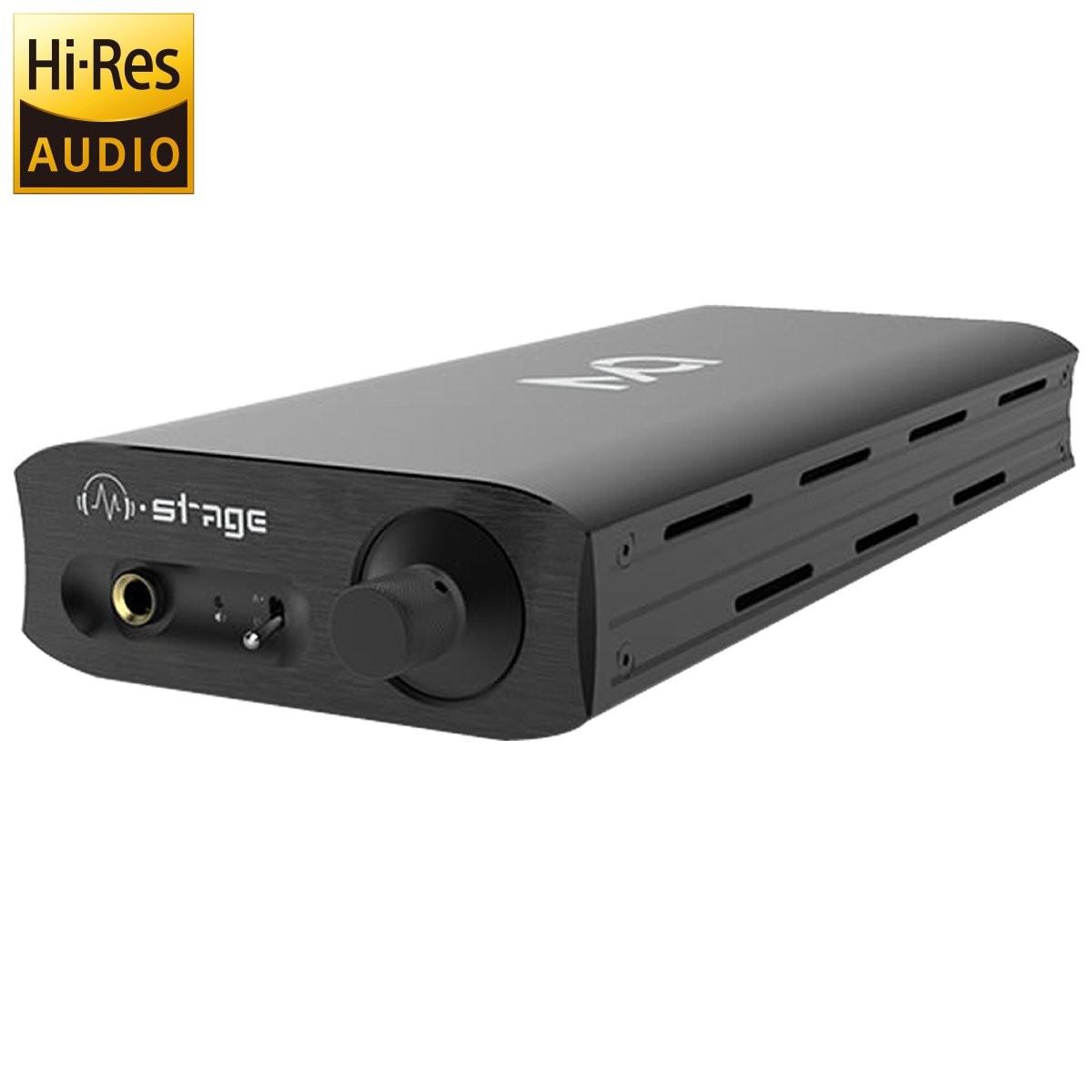 MATRIX M-STAGE HPA-2 Classic DAC USB DSD Amplificateur Casque Class A noir