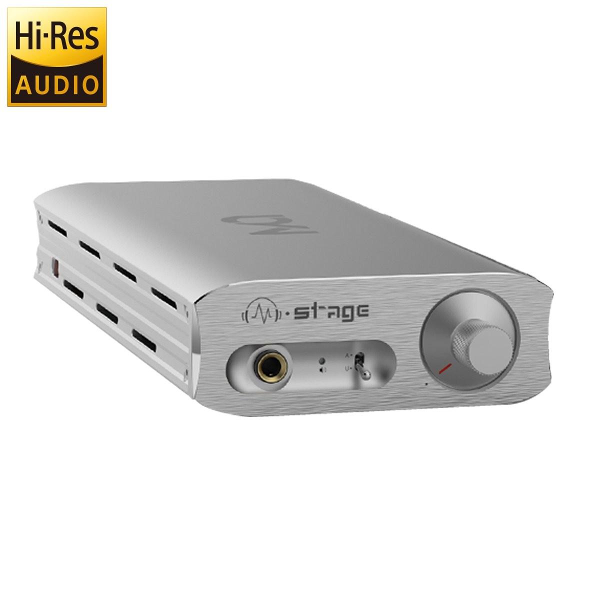 MATRIX M-STAGE HPA-2 Classic USB DAC DSD Class A Headphone Amplifier Silver