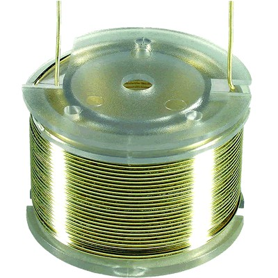 INTERTECHNIK LU44/30-AG Copper / Silver Air Self 0.8mm 0.82mH