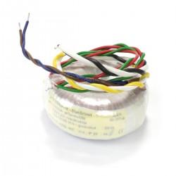 Transformateur Torique 30VA 2x15V + 1x9V + 1x5V