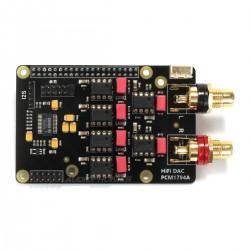 X10-DAC DAC Module I2S PCM1794A 24bit 192kHz 6x AOP NE5534P