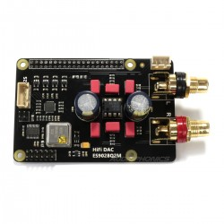 X20-DAC Module DAC I2S ES9028Q2M 32bit 384kHz 1x AOP NJR MUSES 8920