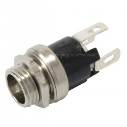 Switchcraft 712A Jack DC female inlet 5.5 / 2.5mm
