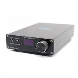 FX-AUDIO D802C PRO Amplifier FDA Bluetooth 4.2 NFC Class D STA326 2x80W / 4 Ohm Black
