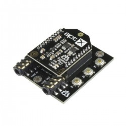 TINYSINE AUDIO-B PLUS TWS Module Récepteur Audio Bluetooth TWS aptX Stéréo / Double Mono