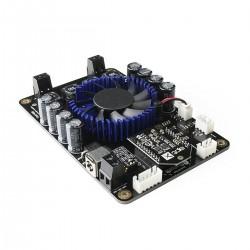 TINYSINE TSA7499B Amplifier Module Class D 2x100W TDA7498 Bluetooth aptX
