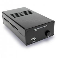 AUDIOPHONICS Alimentation Linéaire régulée Faible Bruit USB 220V vers 5V 2A 25VA