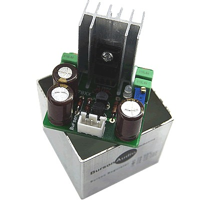 BURSON AUDIO Voltage Regulator (Type LM79A -12V / -15V)