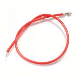 Câble d'Interconnexion pour XH vers Fil Nu 2.54mm 1 Pin 15cm Rouge (x10)