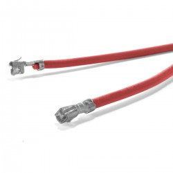 Câble XH mâle vers XH mâle 2.54mm Bleu 15cm (x10)