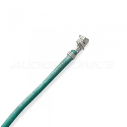 Cable XH male to XH male 2.54mm red 15cm (x10)