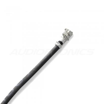 Câble XH mâle vers XH mâle 2.54mm Vert 15cm (x10)