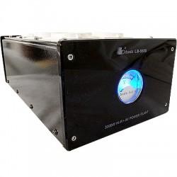 BADA LB-5600 Filtre Secteur 6 Ports Schuko Cuivre OCC Noir