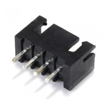 Connecteur Embase XH 2.54mm Mâle 4 Voies (Unité)