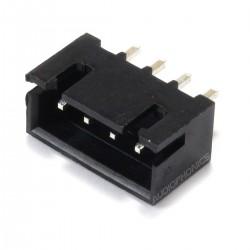 Male 4 Channels XH 2.54mm Socket (Unit)