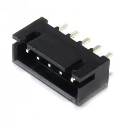 Male 5 Channels XH 2.54mm Socket (Unit)