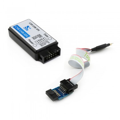 Pack TINYSINE Programmateur Bluetooth CSR USB-SPI + Câble de Connexion TC2050-IDC-NL