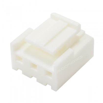 Connecteur VH 3.96mm Femelle 3 Voies Blanc (Unité)