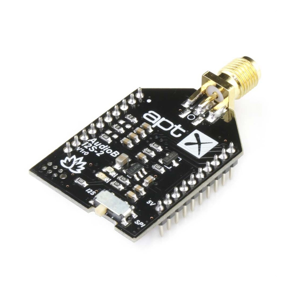 TINYSINE AUDIO-B I2S-SMA Module Récepteur Bluetooth 4.2 I2S aptX SMA