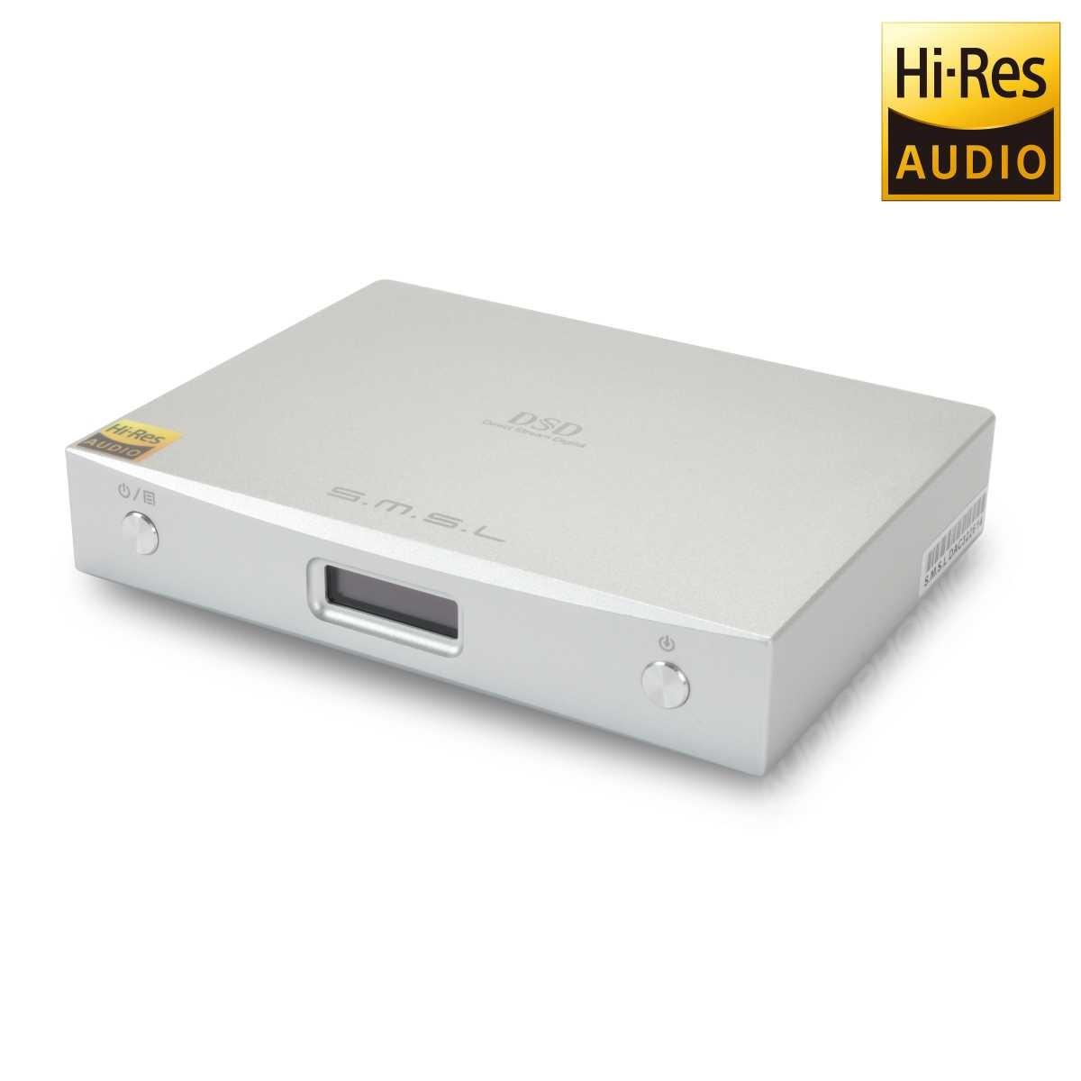 SMSL M8A V3 USB DAC ES9038Q2M 32bit 768kHz DSD XMOS XU208