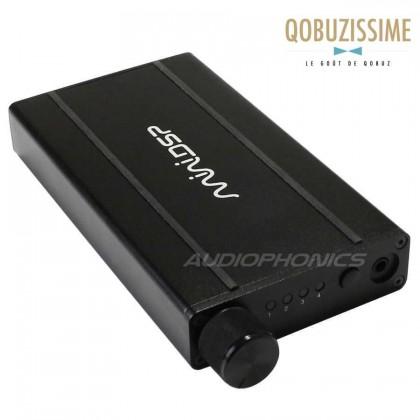 MiniDSP HA-DSP DAC / Headphone amplifier SHARC DSP USB XMOS ES9018K2M