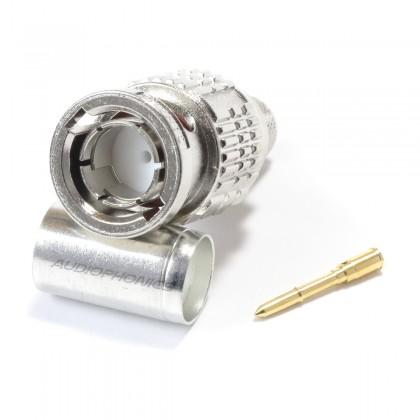 CANARE BCP-D55UHD Connecteur BNC 75 Ohm Hautes Performances à Sertir Ø 7.7mm